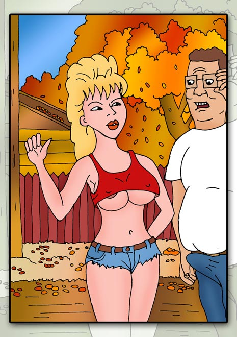 beavis butthead the of king crossover hill and Gay furry porn comic daddy issues