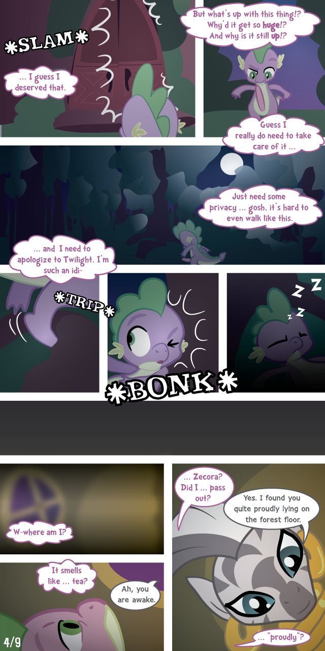 mlp rarity and fanfiction spike My dad the rock star