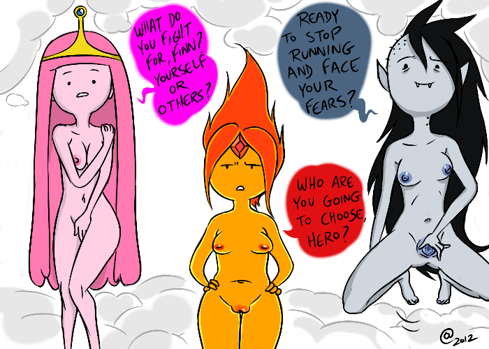 nude time adventure bubblegum princess What is diego in ice age