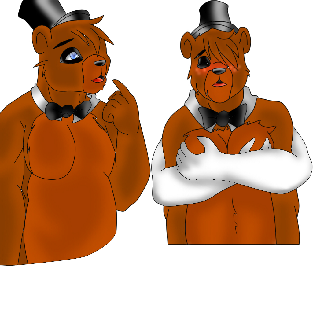pictures freddy's nights characters five of at Seth under night in birth