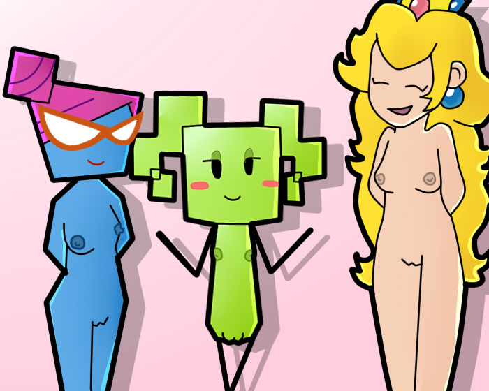 paper mario door peach shower the thousand year Lawrence the princess and the frog