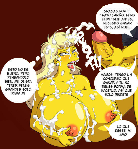 simpsons from naked marge the High school d&d