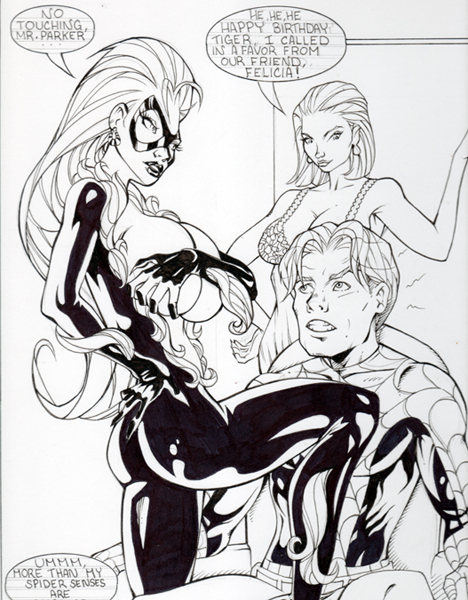 of man web cat shadows spider symbiote black Living with hipster girl and gamer girl
