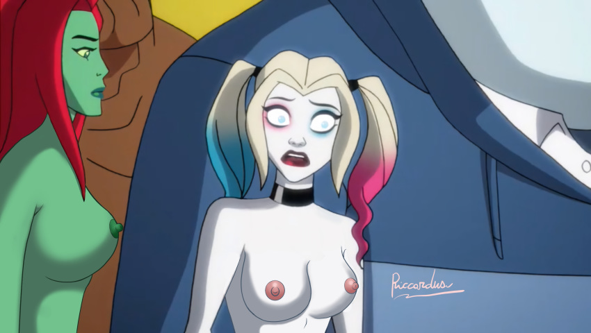 naked harley of pics quinn D gray man female characters