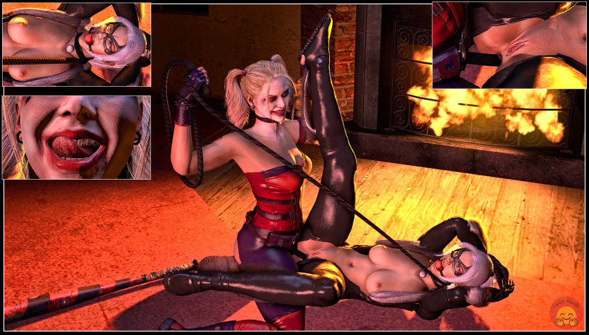 quinn fucked harley by dog Bunny tail dragon quest xi