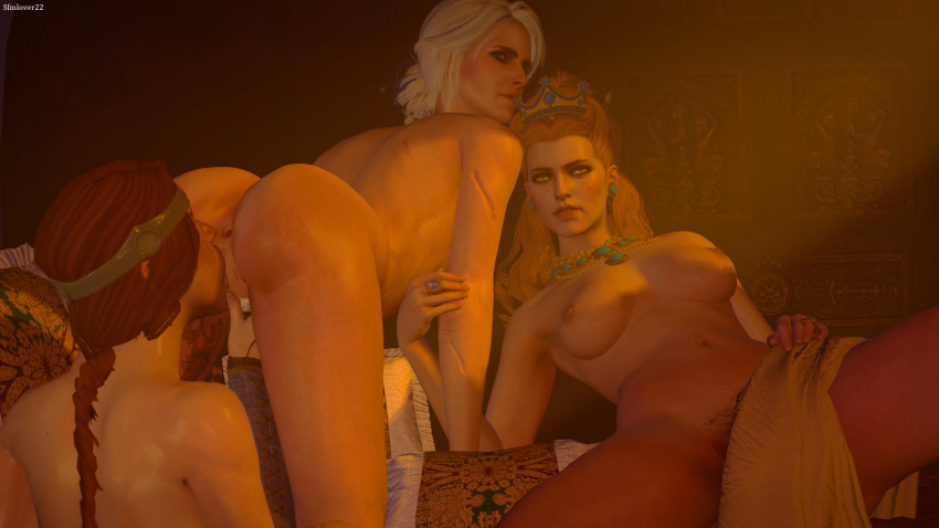 henrietta 3 witcher anna nude Yeah girl i bet you like that dick yeah balls too