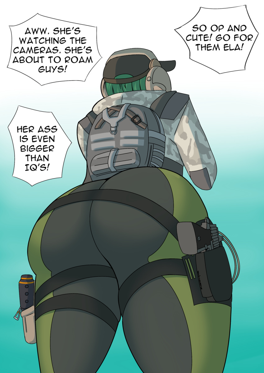 rainbow six art siege ela Dipper and pacifica have sex