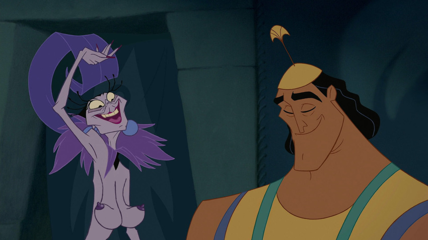 emperor's new groove the hentai Six of nine tripping the rift