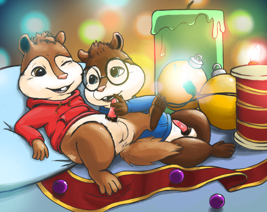 and alvin chipmunks the The amazing world of gumball leslie