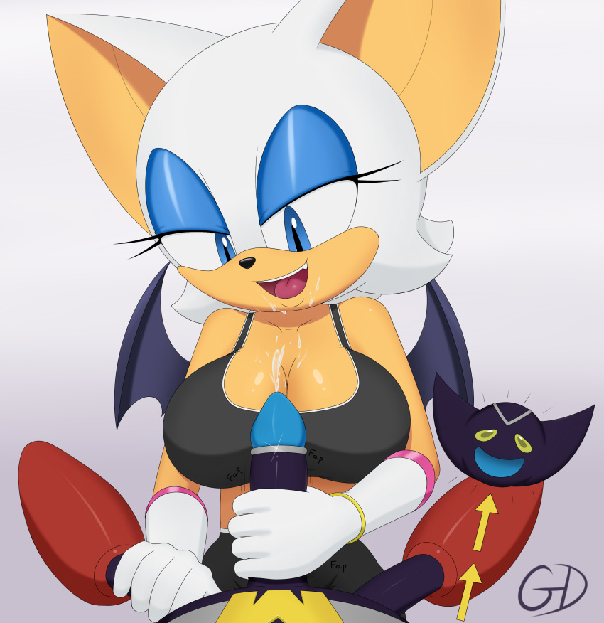 bat boom sonic rouge the Is frisk a girl or a boy